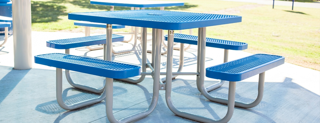Outdoor Tables The Benefits Of Modern Design Site Amenities