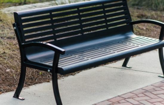 Miraculous How To Choose A Park Bench Site Amenities Machost Co Dining Chair Design Ideas Machostcouk